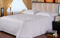 Hotel bedding set/ Hotel bed linen pure white