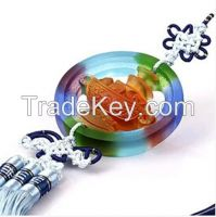 Car accessory, Patent Liuli Car Pendent for Christmas Gift
