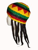 Tams with dreadlocks  Hats