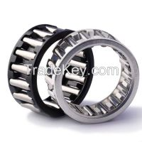 China inch size bearing/caged needle roller bearing/chrome steel roller bearing