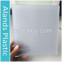 1.8-30mm Frosted Acrylic Sheets