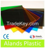 Clear and Color PMMA sheet/Perspex