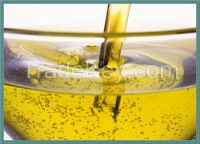 Sunflower oil crude and refined