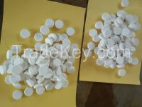 Sodium dichloroisocyanurate, SDIC (effervescent tablets, granules and powder)