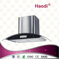 Practical!Italian Style Wall Mounted Tempered Glass Range Hood HH-9001
