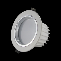 18W Led Downlight Die Casting