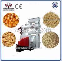 Horse feed pellet making machine in feed pellet plant