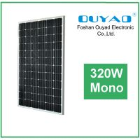 High Efficiency 320W Mono Solar Panel for Home Power System