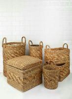 Hyacinth Baskets