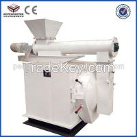 horizontal ring die animals feed pellet machine for production line