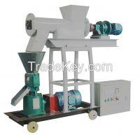CE Flat Die Animal Feed Pellet Mill/Feed Pellet Machine For Horse