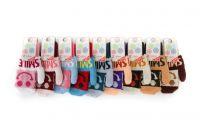Knitted winter gloves for children