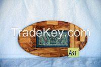 olive wood  home decoration