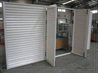 Aluminium Louvres Doors