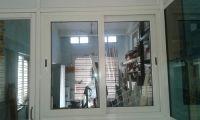 Aluminium Domal Window