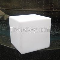 Rechargeable Led Cube, Led Chair, Illuminated Furniture
