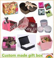 Custom Made Pangtong or 4 Color Corrugated Paper Box