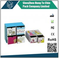 2015 Chinese manufacturer hot saling recyclable material food packaging box