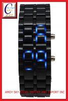Digital watch;Stainless Steel LED Watch
