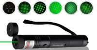 Most powerful  laser flashlight with embossed Adjustable focus green burining