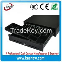CASH DRAWER With Cash Register For POS Thermal