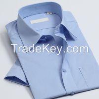 Men's shirts cotton/silk shirts