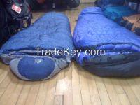 Breathable goose down sleeping bag