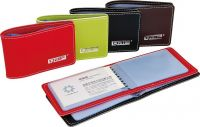 Hot Sales PU/PVC Leather Business Card Holders