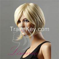 Lisaurus-J 2014 New Japanese Kanekalon Fiber Synthetic Hair Wig, Chea