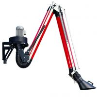 EP quadruple pantograph suction arm