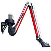 EP quadruple pantograph suction arm