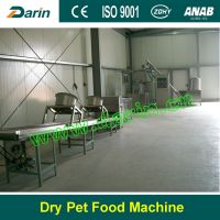 High Quality Pet Food Machine/fish Food Machine for Dog/fish