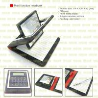 Multifunction  Notebook | PU Notebook
