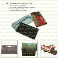 Chocolate Solar Power Calculator