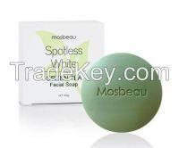 Spotless White Greentea Facial Soap