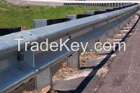 Highway Galvanized Steel Guard Rail