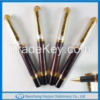 2014 hot sale metal roller pen for promotion