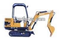 crawler excavator  1.5