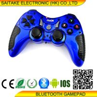 Hot sell wireless Bluetooth joystick for Iphone Sumsung samrtphone /ta