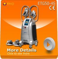 ETG50-4S cryo lipo slimming machines cooling removal fat(manufacturer)