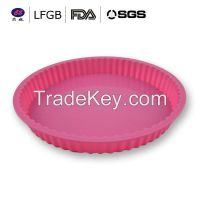 New style professional customized factory price  silicone cake molds