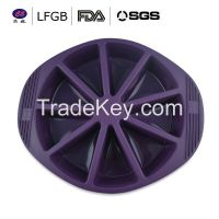 High quality new design factory price fashionable silicone cake molds