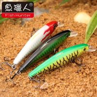 wholesale fishing tackle minnow hard plastic lure