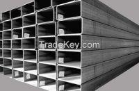 galvanized steel square/rectangular steel tube