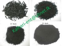 Buffing Dust / Tyre Chips / Rubber crumb