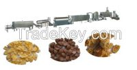 Corn flakes / breakfast cereals production line
