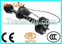 2 speed gearbox with manual transmission for E-rickshaw