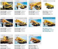 truck crane  mobile crane