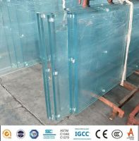 Building glass 10mm clear Sgp Laminated flat&curved Glass price