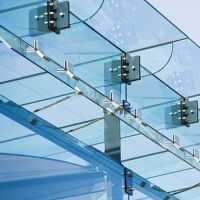 Toughened Sgp Laminated Structural Glass Roof Price